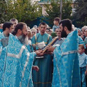 Праздничное Богослужение в Храме Успения Пресвятой Богородицы — 230 лет селу Копчак