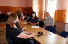 Заседание КЧС по общественному здоровью с. Копчак  от 27.08.2021г