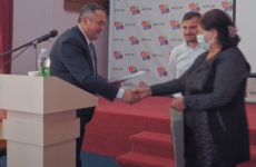 Подписан контракт на замену крыши Лицея им. Б. Янакогло: более 100 тыс. долларов инвестиций направлено на развитие образования