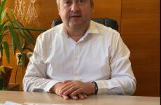 Олег Гаризан поздравил всех детей села Копчак с Днём Знаний