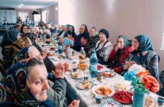 Международный день пожилого человека отметили в Копчаке