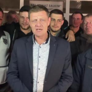 (ВИДЕО) Обращение избранного депутата в Народное Собрание Гагаузии к жителям села Копчак